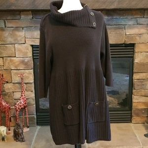Style & Co plus size sweater... comfy, size 2X